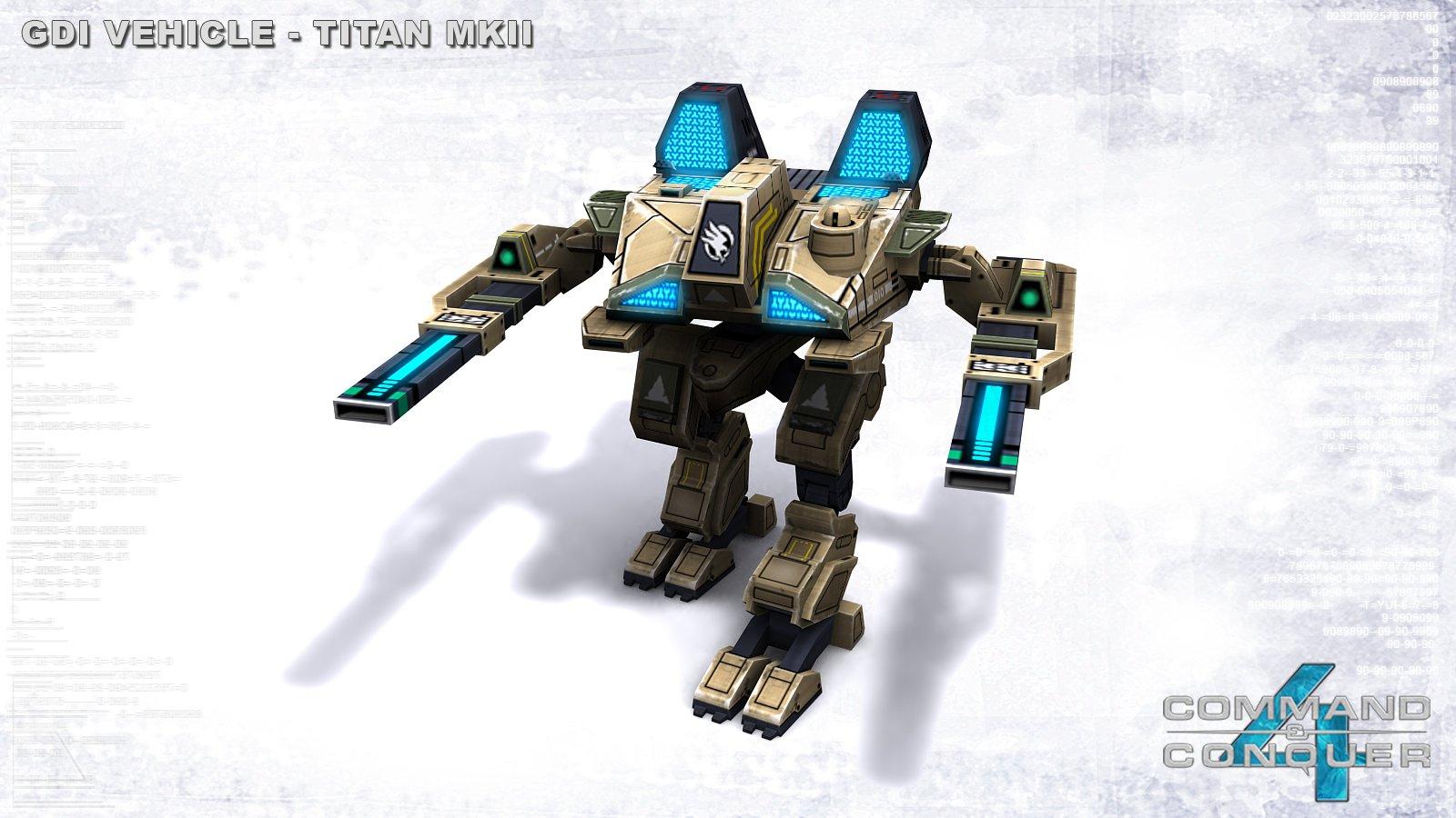 GDI Titan MKII